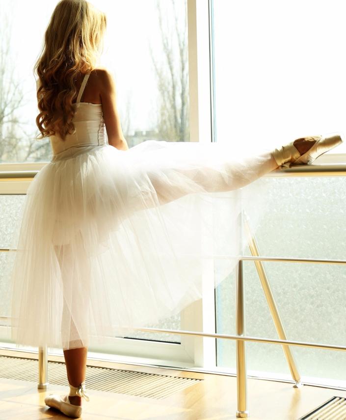 Ballet Ad