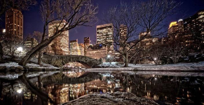 central-park-night