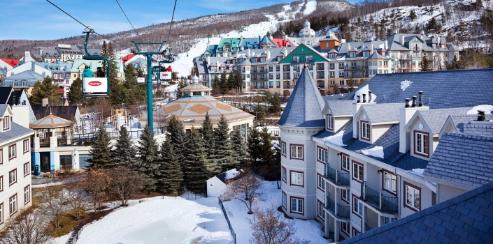 Mont Tremblant Mountains Day
