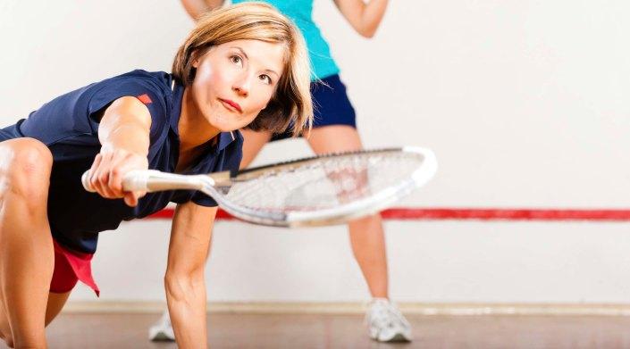 raquetball
