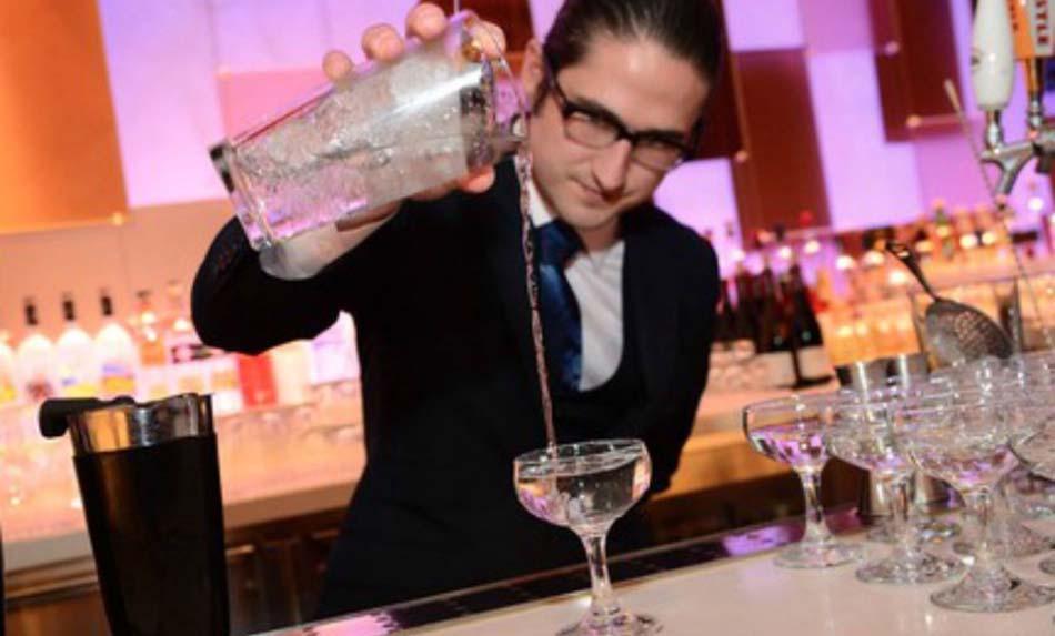 Bartender Aria Las Vegas