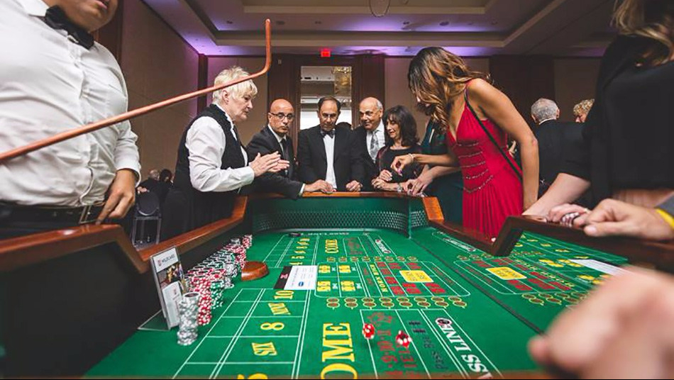 Casino Night for Chairty