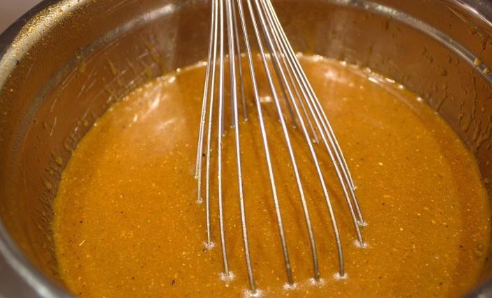 dijon curry mixture