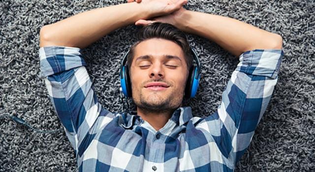 Deep breathe to manage stress