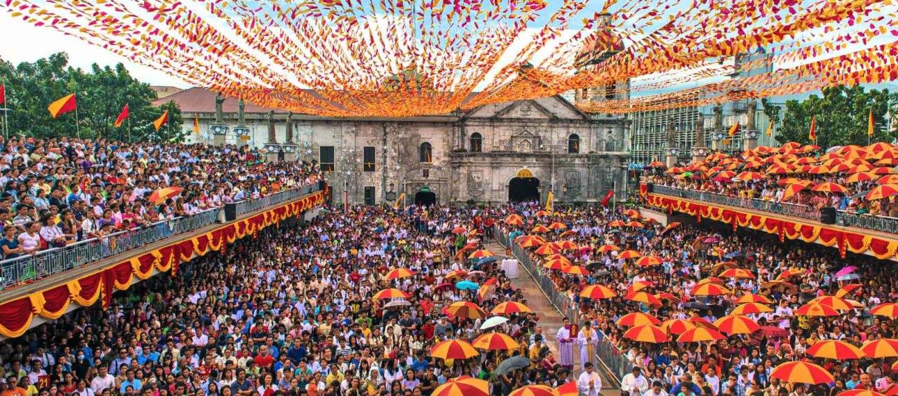 The Sinulog-Santo Niño Festival, Cebu City, Philippines