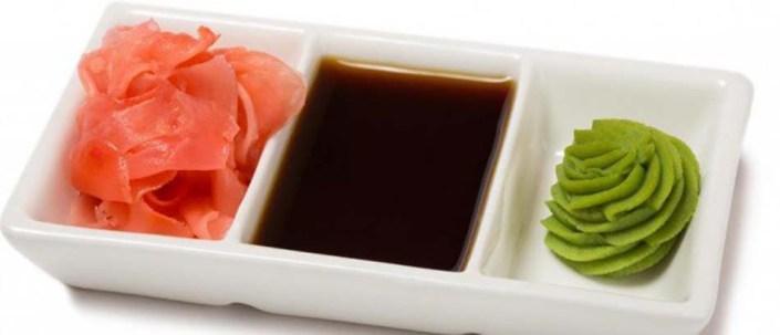 wasabi ginger tamari