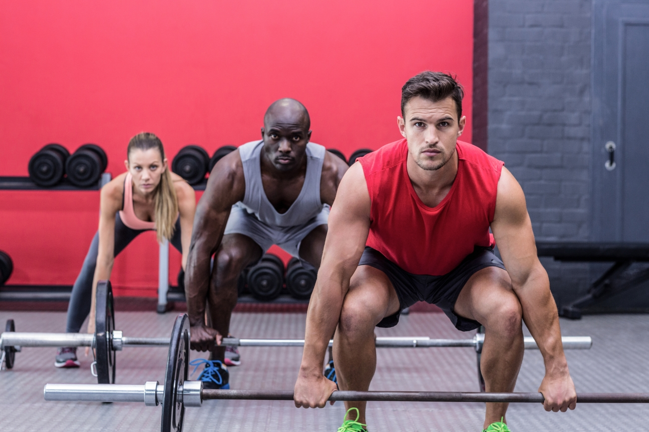 Weigh training