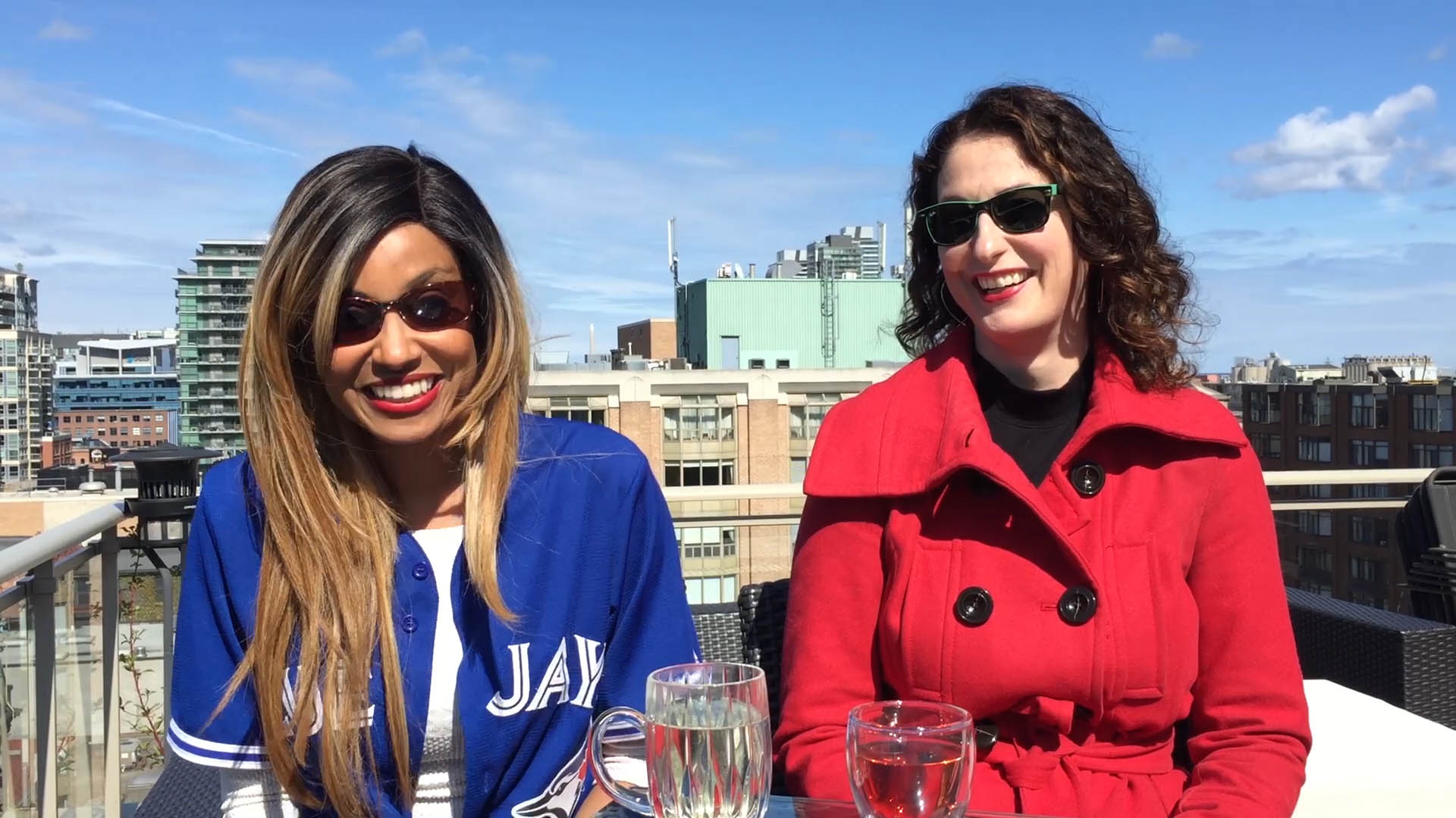 Sam & Carrie's Toronto Blue Jays weekly show