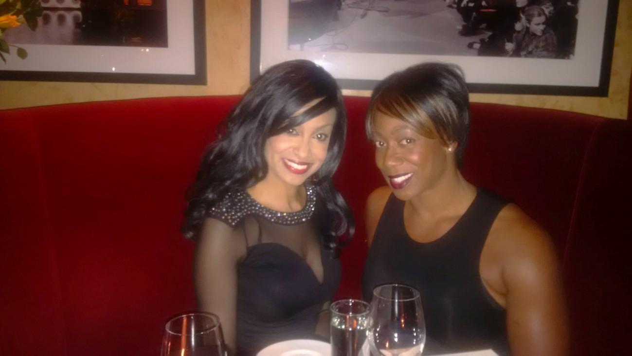 NYC with Kim