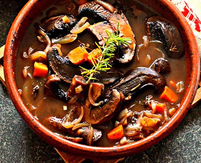 Portabello Pot Roast Crop