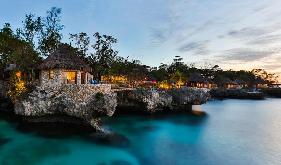 Rockhouse Hotel Negril Jamaica