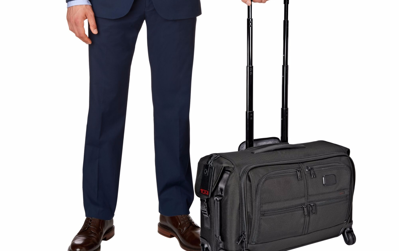 Tumi Carry On Suit Bag