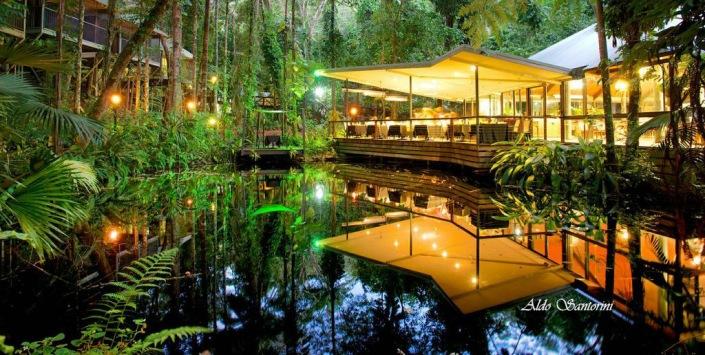 Australia Julaymba Restaurant