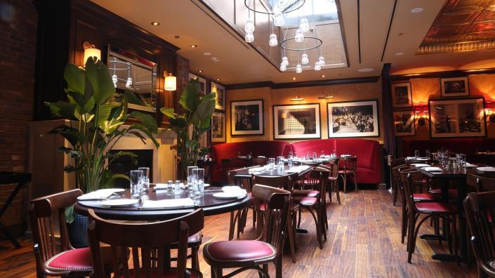 Grape and Vine Restaurant NYC