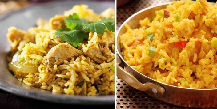 Inspiration came from kenya for this gluten free chicken or vegan kenyan pilau meat and vegan forumfinder Image collections