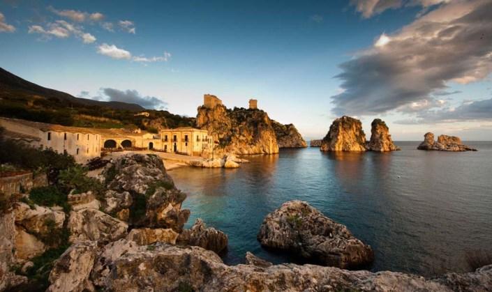 Scopello, Sicily, Italy