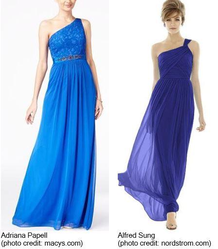 Oscars gown - Jennifer Garner options